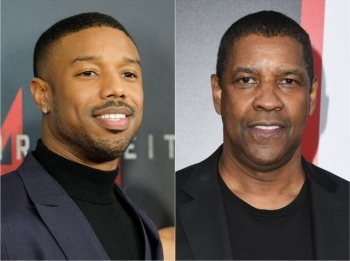"​Michael B Jordan me rol kryesor në filmin e Denzel Washington ""Journal For Jordan"""