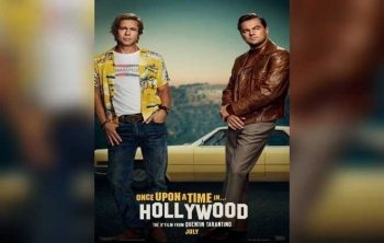 """Once Upon A Time In Hollywood"" tashmë me poster"
