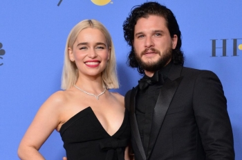 "Ku do ti shohim Emilia Clarke dhe Kit Harington pas ""Game Of Thrones"""