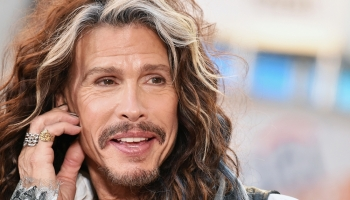 ON THIS DAY - STEVEN TYLER, AEROSMITH (VIDEO)