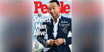 "John Legend shpallet ""Sexiest Man Alive 2019"" nga revista People"