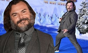 "Jack Black do të pensionohet pas ""Jumanji: The Next Level"" ?"
