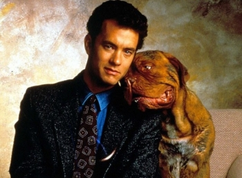 "Disney Plus do të ribëjë klasikun me Tom Hanks ""Turner & Hooch"""