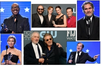 Critics' Choice Awards 2020 – FITUESIT