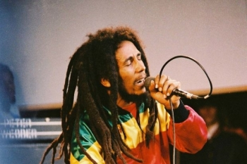 ON THIS DAY - BOB MARLEY (VIDEO)