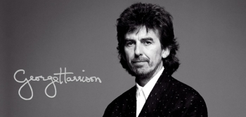 ON THIS DAY - GEORGE HARRISON (VIDEO)