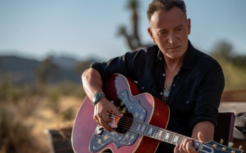 ON THIS DAY - BRUCE SPRINGSTEEN (VIDEO)
