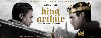 "​""King Arthur: Legend of the Sword"" filmi më I keq I vitit 2017"