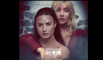 "​Christina Aguilera dhe Demi Lovato publikojnë ""Fall In Line"" (Video)"