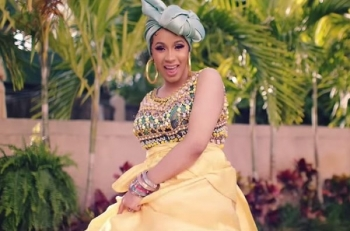 "Cardi B, J Balvin dhe Bad Bunny publkojnë videoklipin ""I Like It"" (Video)"