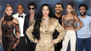 Cardi B, The Carters, Childish Gambino and Drake më të nominuarit në MTV Video Music Awards 2018
