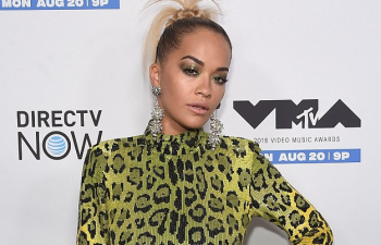 Sonte MTV Video Music Awards 2018, Rita Ora prezantuese